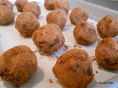 Goat Cheese Truffles