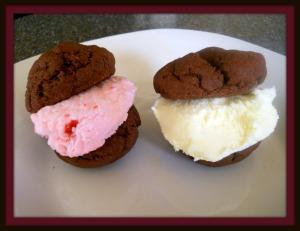 Chocolate-Eggnog Crinkle cookie – The Chocolate Bottle