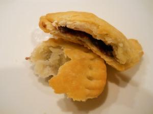 closeup pop tart