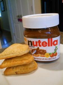 World Nutella Day Pop Tarts