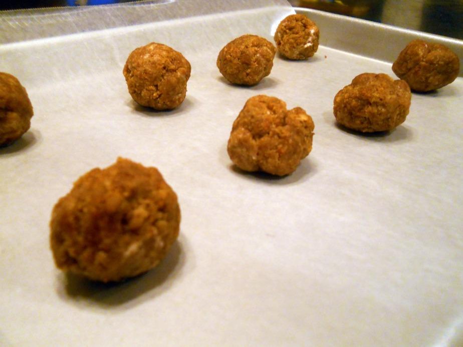 Oatmeal Cookie Bite