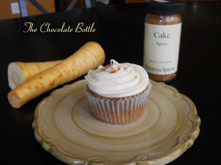 Parsnip Cupcakes