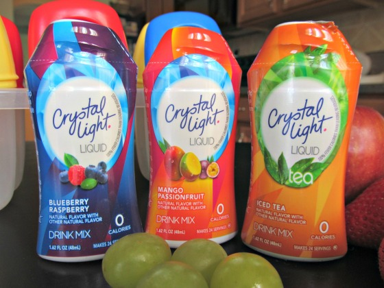 Crystal Light Liquid