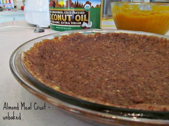 Almond Meal Crust