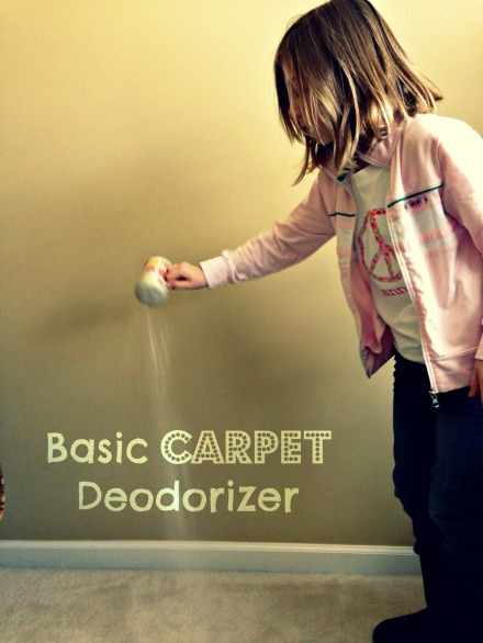 Basic Carpet Deodorizer