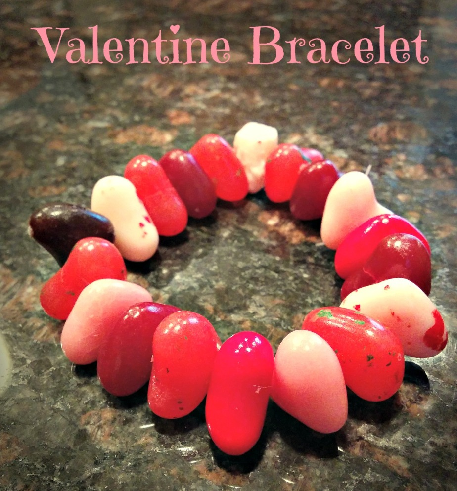 DIY Valentine Bracelet