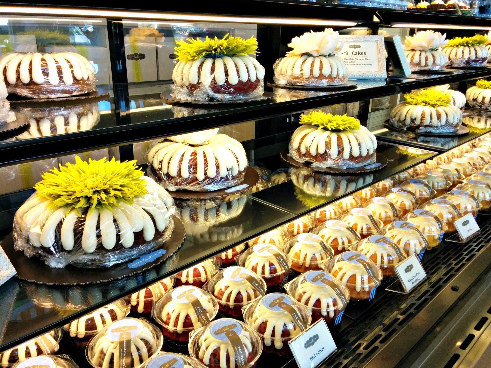 Nothing Bundt Cake Las Vegas Rainbow