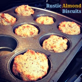 Rustic Almond Biscuits