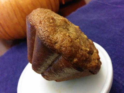 Paleo Parsnip Banana Muffin