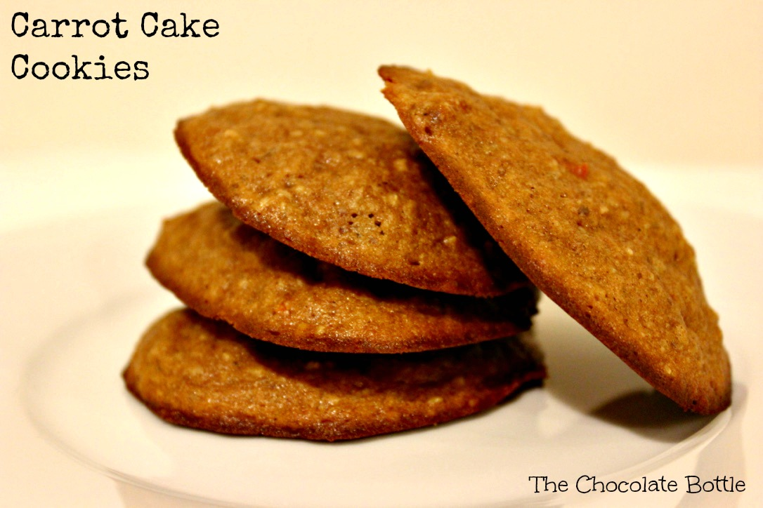 Carrot Cake Cookie Recipe Pinterest