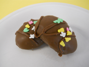 Homemade Chocolate Peanut ButterEggs